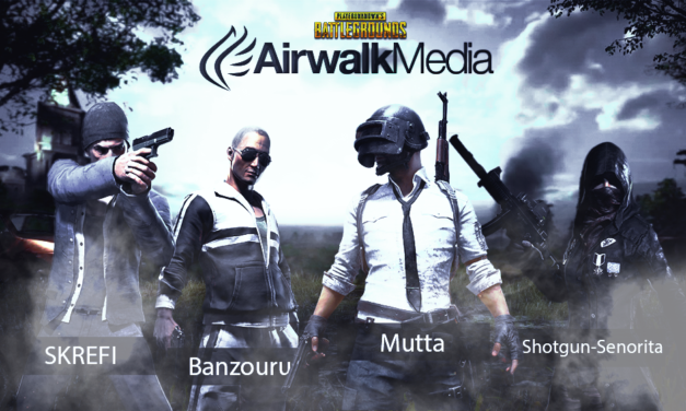 Virus eSports devine AirWalk.PUBG